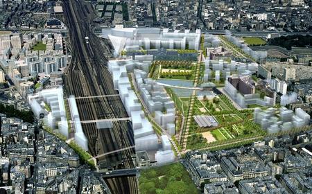 Futur Quartier des Batignolles