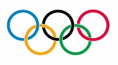 les anneaux olympiques